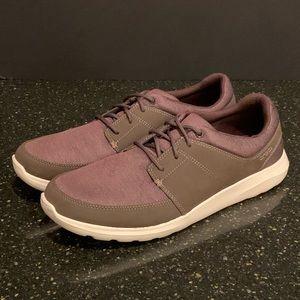 Crocs Kinsale Brown Canvas Sneakers. NWOT! 13M